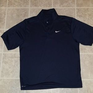 Nike Navy Polo